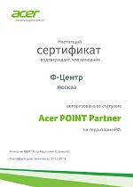 Acer - POINT Partner