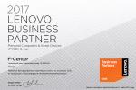 Lenovo - Business Partner