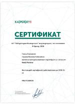 Лаборатория Касперского - Retail Partner