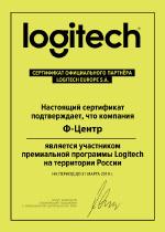 Logitech - Официальный партнер