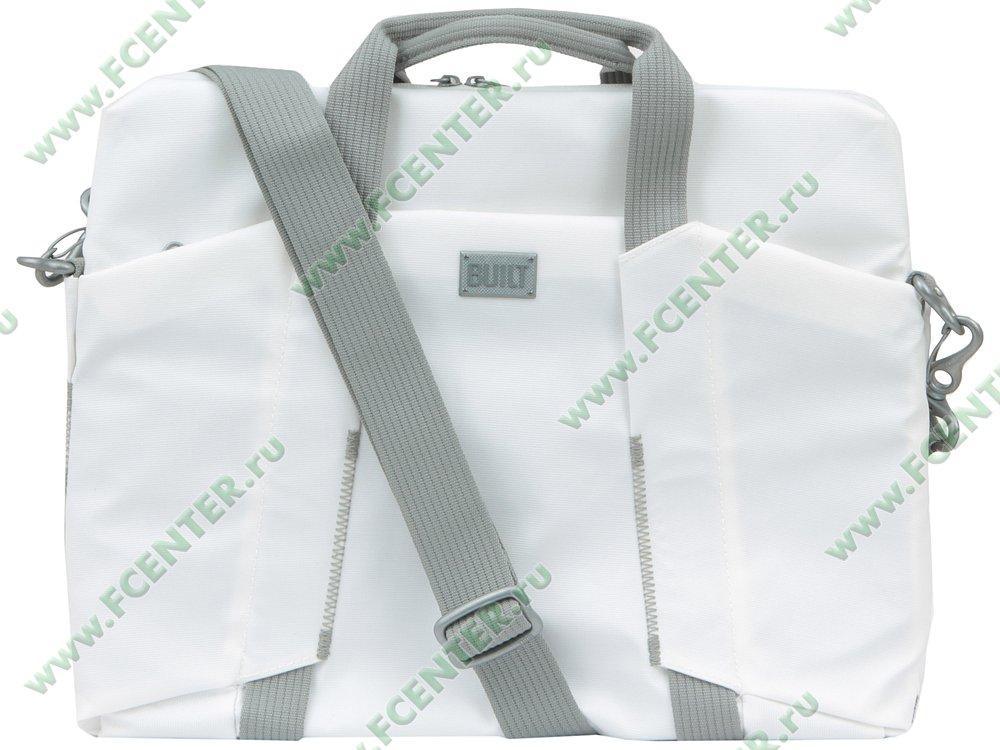 """Портфель BUILT """"Laptop Slim Bag CE-LTSB-OWH"""""""