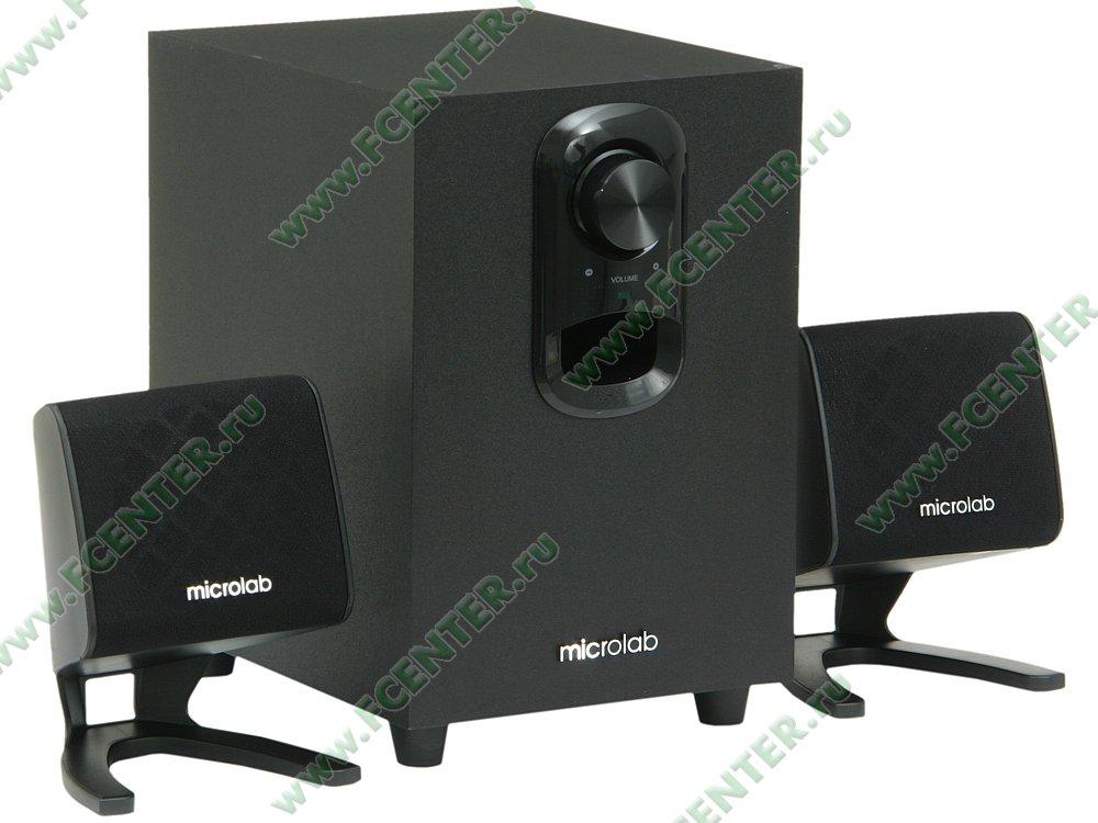 """Колонки Microlab """"M-108"""" (ret)"""