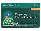 """Программа для комплексной защиты """"Kaspersky Internet Security. Карта продления"""", 5 устр. на 1 год"""