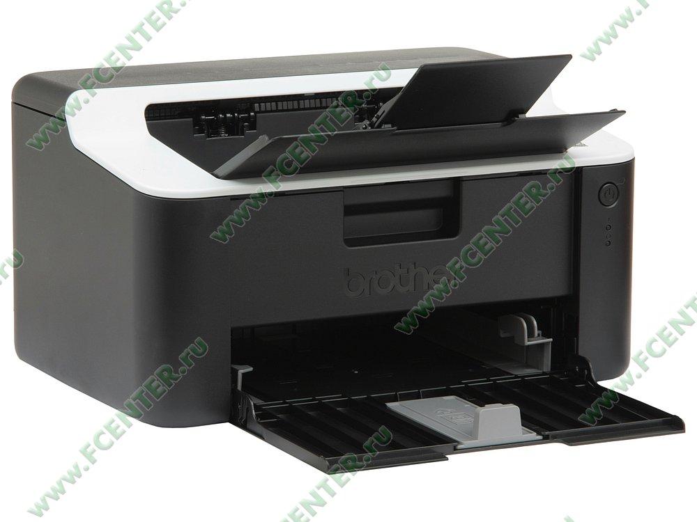 """Лазерный принтер Brother """"HL-1112R"""", A4 (USB2.0). Вид спереди 1."""