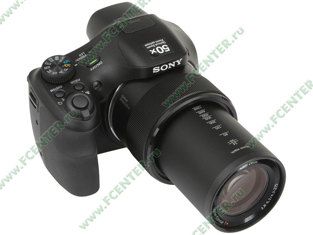 "Фотоаппарат Sony ""Cyber-shot DSC-HX300/BC"" - купить ...: http://fcenter.ru/product/goods/118468-Fotoapparat_Sony_Cyber_shot_DSC_HX300_BC"