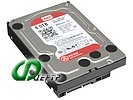 "Жесткий диск 4ТБ Western Digital ""Red WD40EFRX"" (SATA III)"
