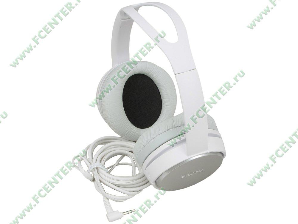"""Наушники Sony """"MDR-XD150/WC(AE)"""". Вид спереди 1."""