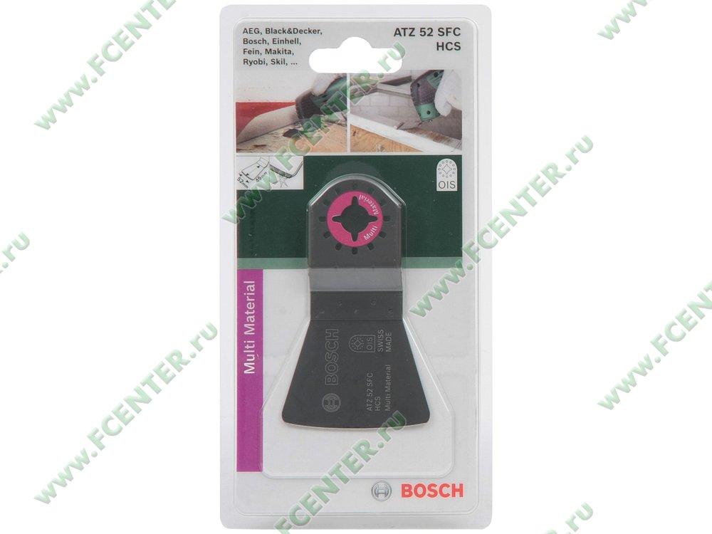 "Аксессуар к инструменту - Bosch ""ATZ 52 SFC HCS"". Коробка."