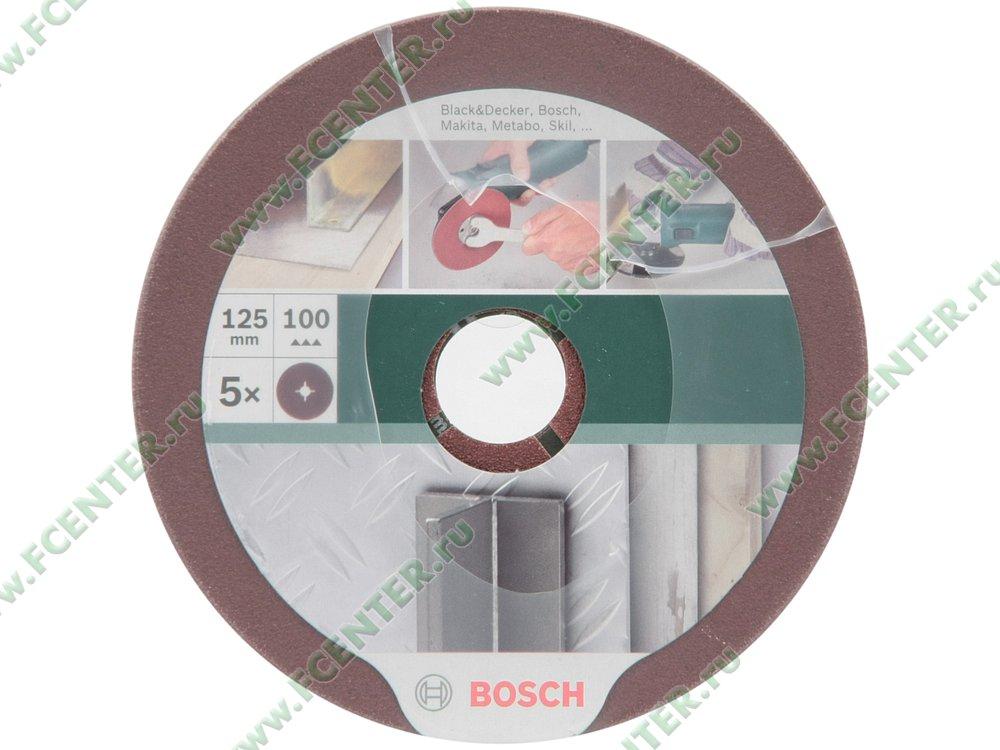 Аксессуар к шлифовальной машине Bosch 2609256253. Коробка.