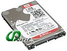 "Жесткий диск 1000ГБ Western Digital ""Red WD10JFCX"" (SATA III)"