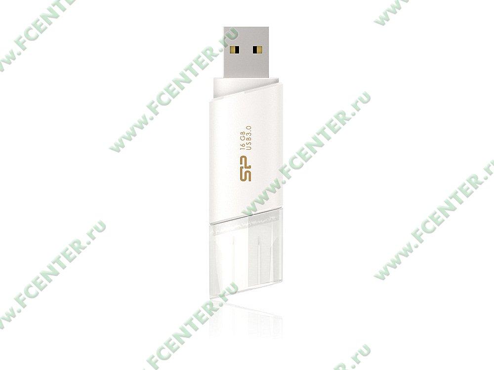 """Накопитель USB flash Флеш-драйв 16ГБ Silicon Power """"Blaze B06"""" (USB3.0). Фото производителя."""