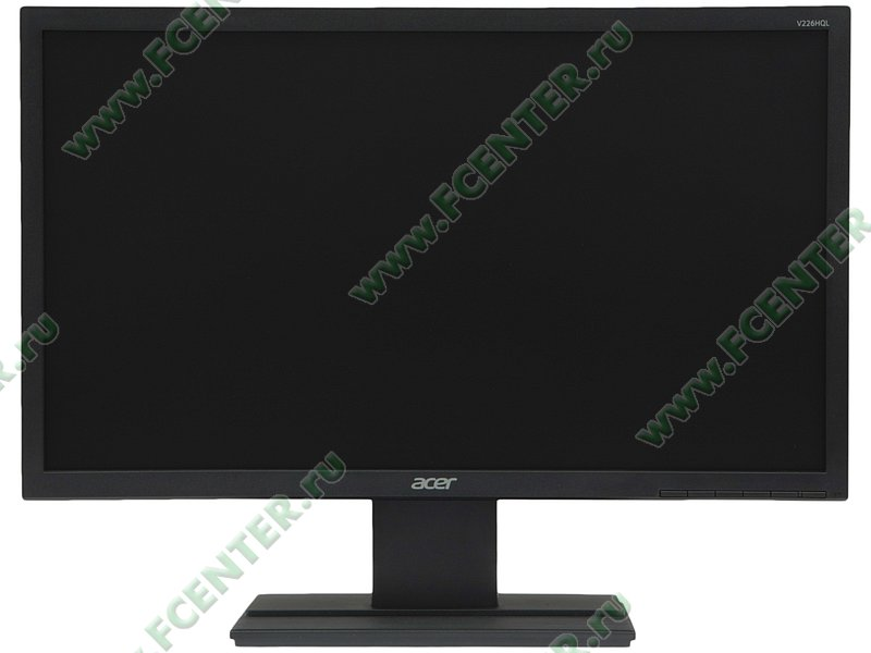 """ЖК-монитор 21.5"""" Acer """"V226HQLBbd"""" - купить Мониторы ЖК ..."""