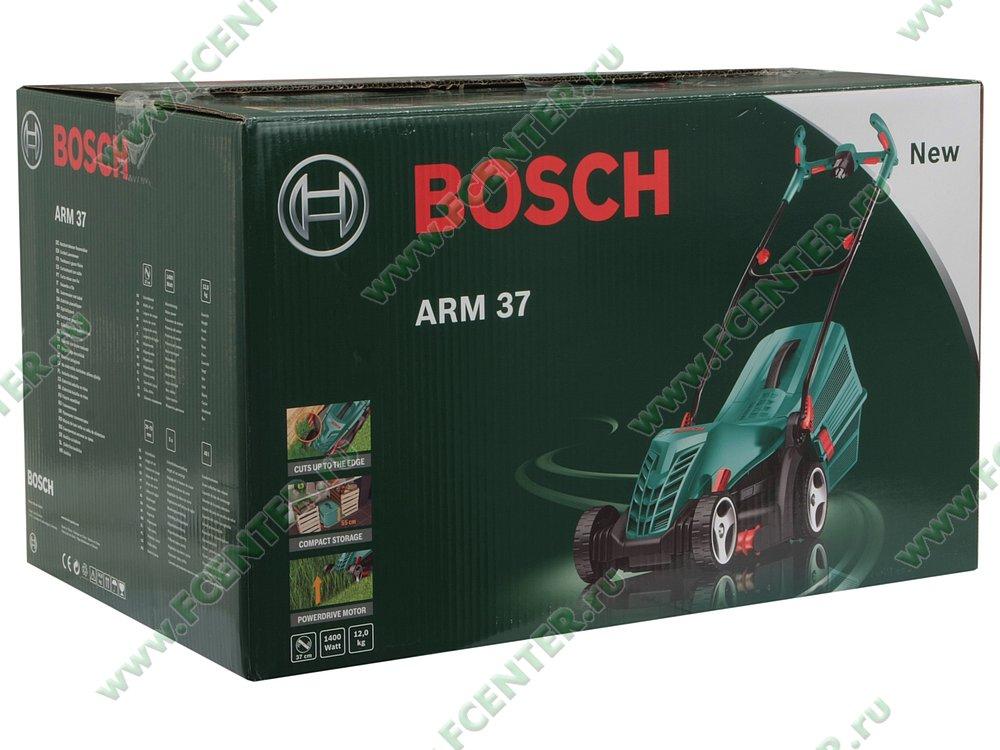 Газонокосилка bosch arm 37