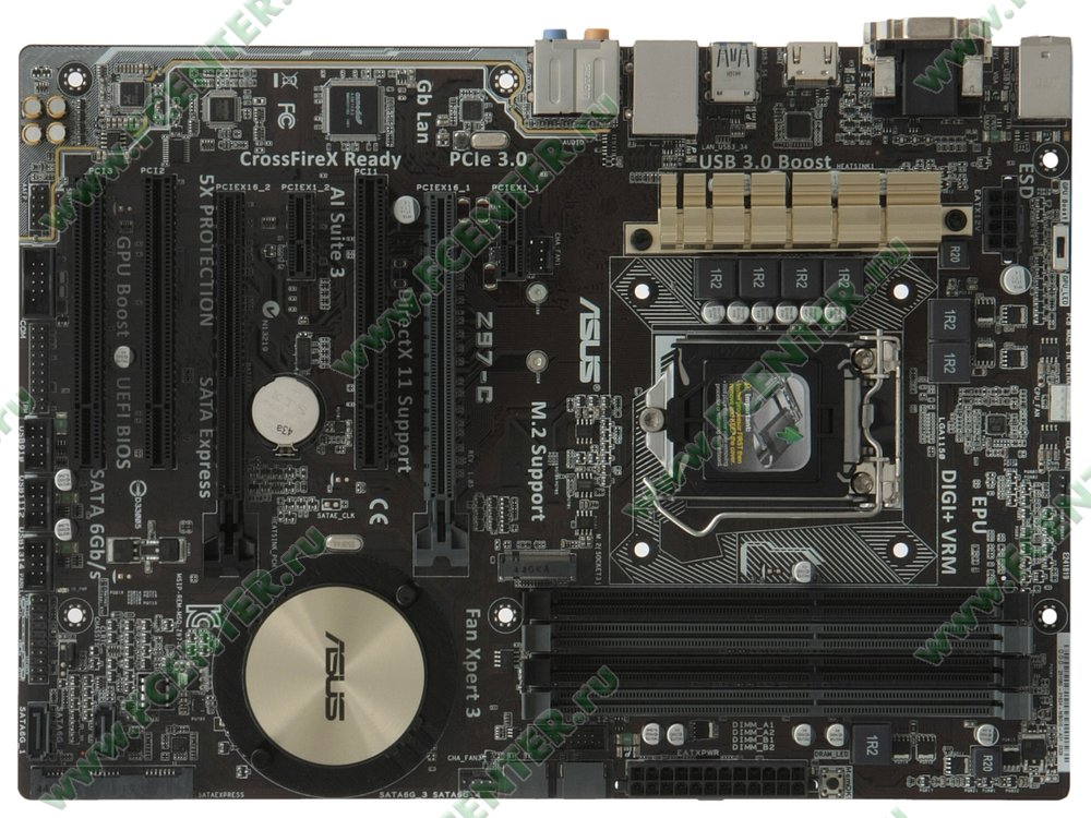 ASUS Z97-C RST DRIVERS