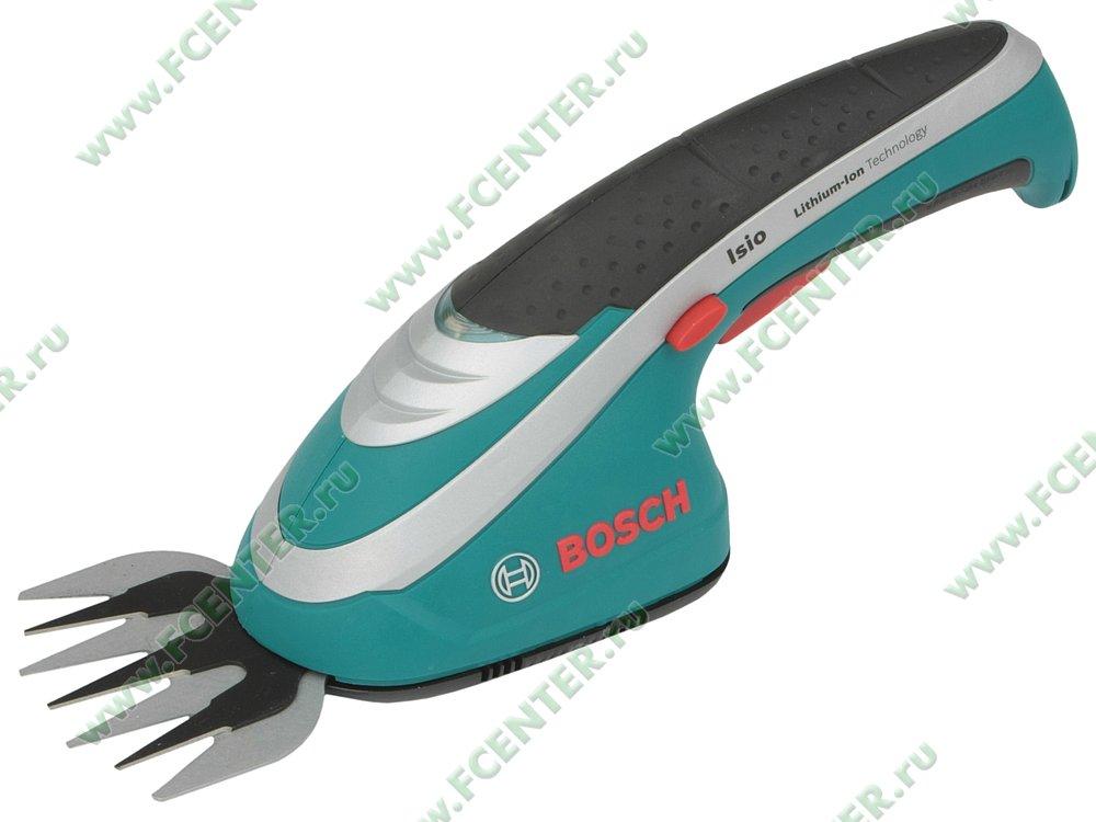 "Ножницы Bosch ""Isio"". Вид спереди."