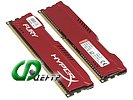 "Модуль памяти 2x4ГБ DDR3 Kingston ""HyperX FURY"" (PC12800, CL10)"