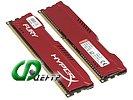 """Модуль памяти 2x4ГБ DDR3 Kingston """"HyperX FURY"""" (PC12800, CL10)"""