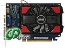"""Видеокарта PCI-E 2ГБ ASUS """"GeForce GT 730"""" GT730-2GD3"""
