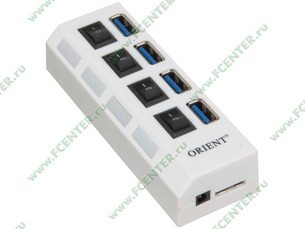 """������������ USB3.0 ORIENT """"BC-307"""" (ret)"""