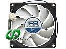 """Вентилятор Arctic """"F8 PWM Rev.2"""" d80мм"""
