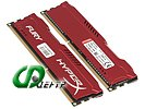 "Модуль памяти 2x4ГБ DDR3 Kingston ""HyperX FURY"" (PC14900, CL10)"