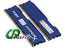 """Модуль памяти 2x8ГБ DDR3 Kingston """"HyperX FURY"""" (PC14900, CL10)"""