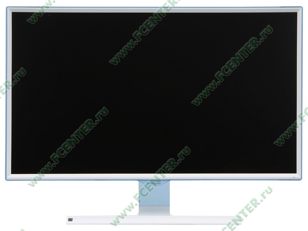 "ЖК-монитор 27.0"" Samsung ""S27E391H"". Вид спереди."