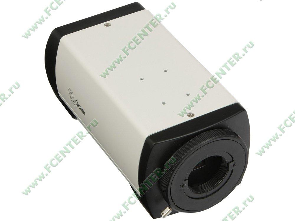 "AHD-камера Q-Cam ""QHC-201(C-CS)"". Вид спереди."