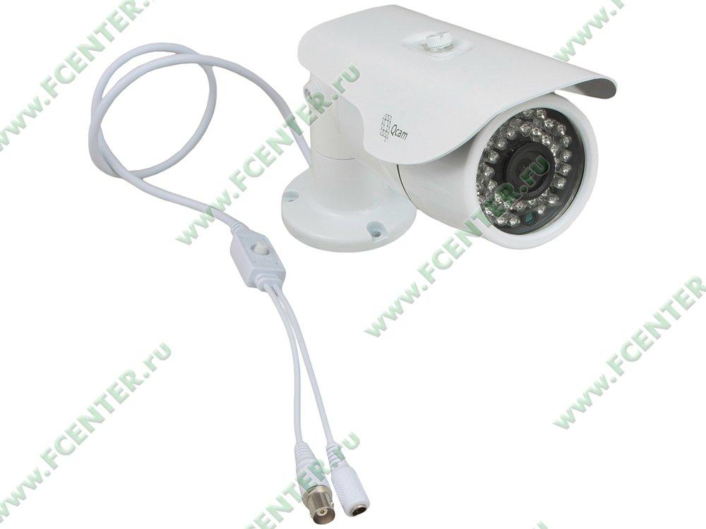 "AHD-камера Q-Cam ""QHC-122-R(3.6)"". Вид спереди."