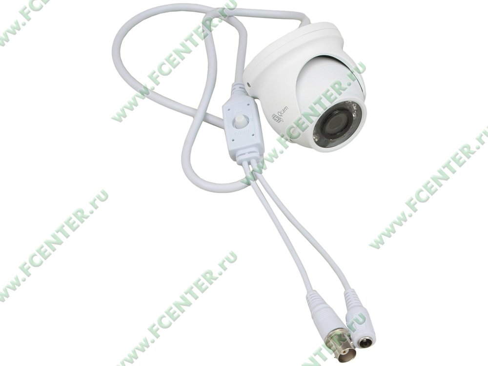 "AHD-камера Q-Cam ""QHC-212-RK(3.6)"". Вид спереди."