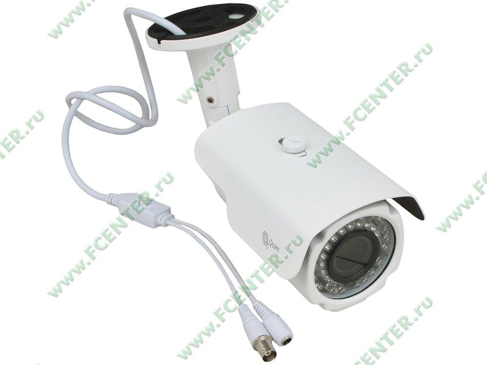 "AHD-камера Q-Cam ""QHC-123-R(2.8-12)"". Вид спереди."