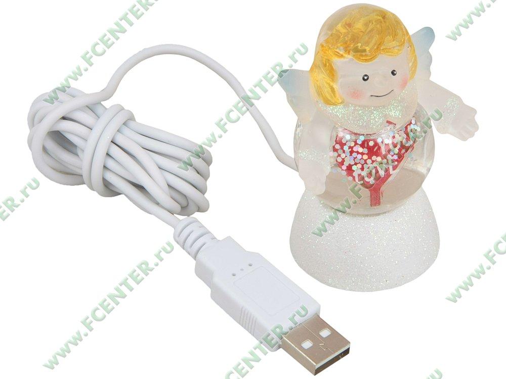 """Игрушка ORIENT """"Мой Ангел"""" NA5502, светящаяся (USB). Вид спереди."""