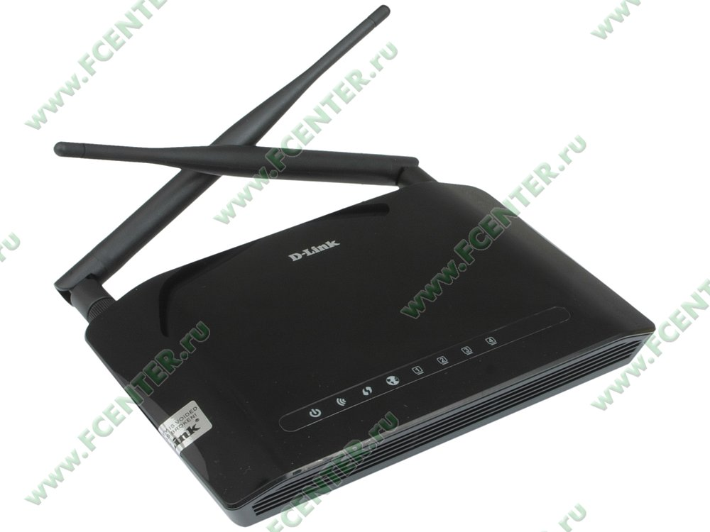 """Точка доступа D-Link """"DAP-1360U/A1A"""". Вид спереди."""