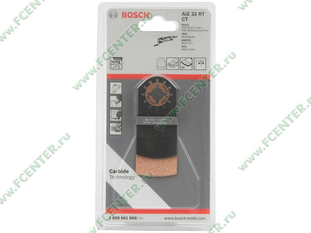 """Аксессуар к инструменту - Bosch """"AIZ 32 RT CT"""". Коробка."""