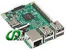"Микрокомпьютер Espada ""Raspberry Pi 3 Model B"""