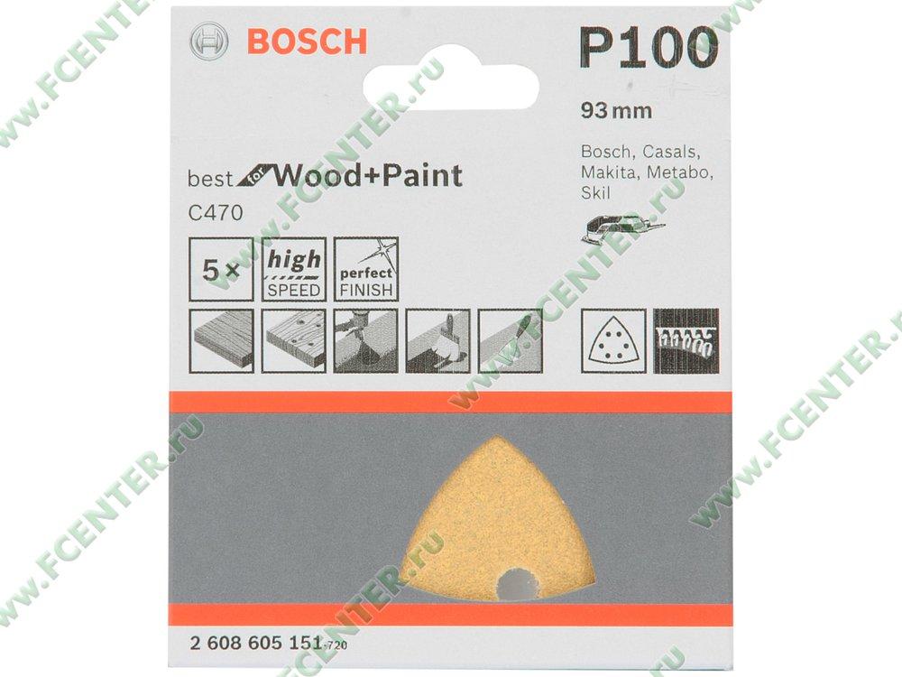 Аксессуар к шлифовальной машине Bosch 2608605151. Коробка.
