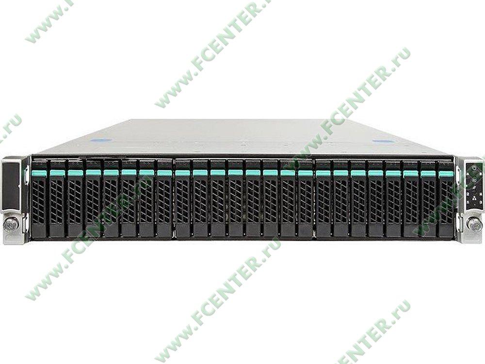 """Платформа Intel """"R2224WTTYSR"""". Фото производителя."""