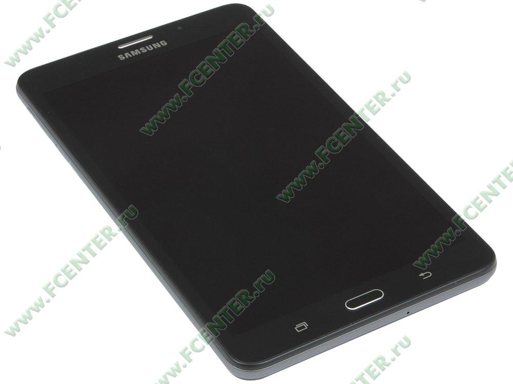 "Планшет Samsung ""Galaxy Tab A 6"" SM-T285. Вид спереди 1."