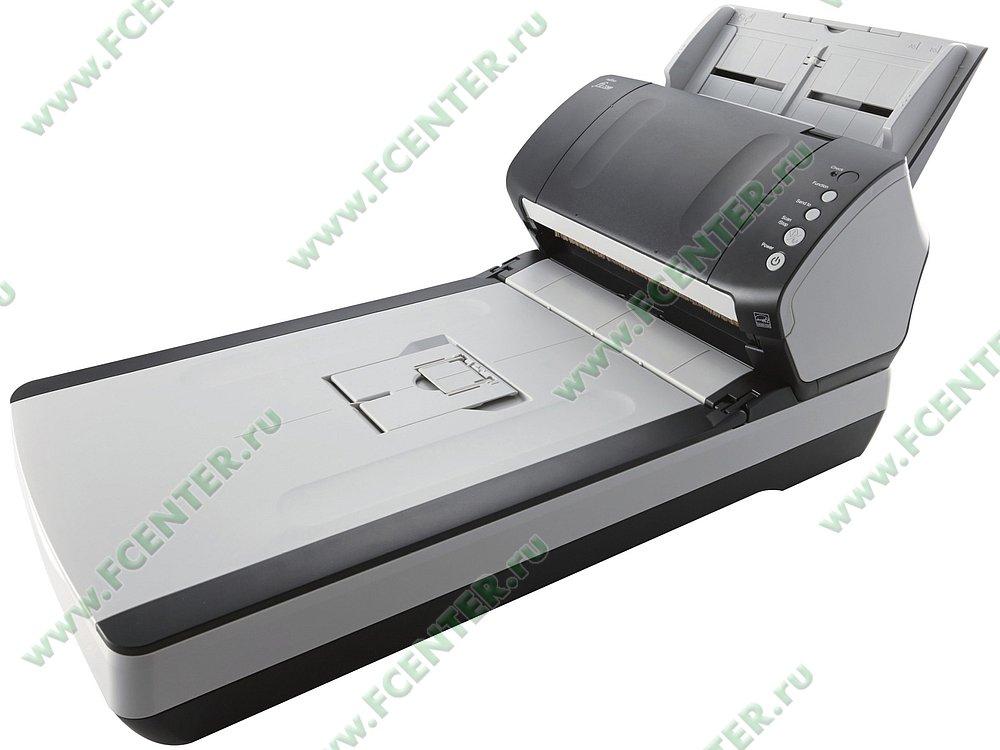 """Сканер Fujitsu """"fi-7240"""". Фото производителя."""