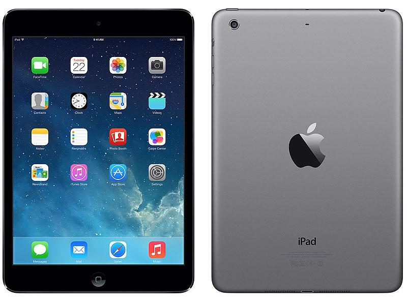 """Планшет Apple """"iPad mini 4 Wi-Fi"""". Фото производителя."""