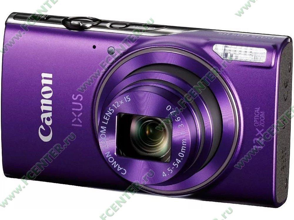 "Фотоаппарат Canon ""IXUS 285 HS"". Фото производителя."