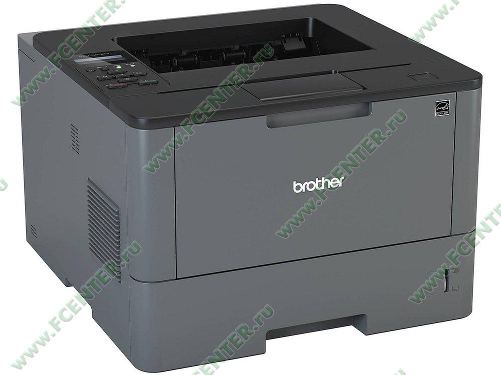 """Лазерный принтер Brother """"HL-L5000D"""" A4 (USB2.0). Фото производителя."""