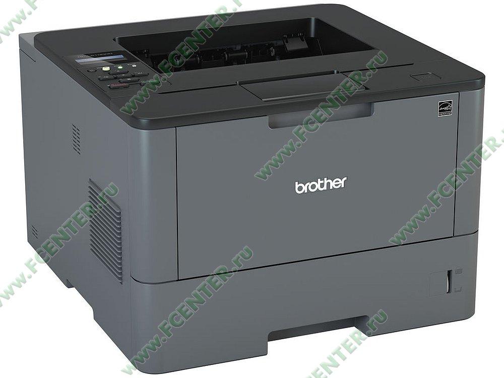 """Лазерный принтер Brother """"HL-L5100DN"""" A4 (USB2.0, LAN). Фото производителя."""