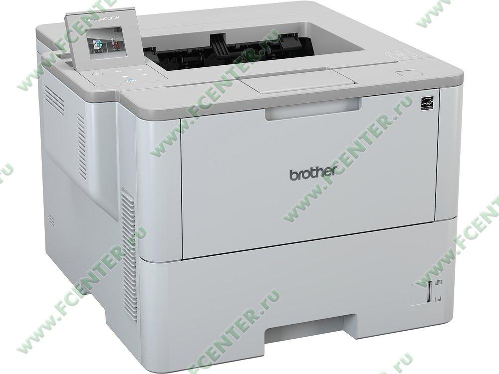 "Лазерный принтер Brother ""HL-L6400DW"" A4 (USB2.0, LAN, WiFi). Фото производителя."