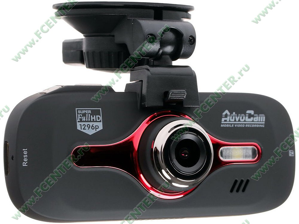 "Видеорегистратор AdvoCam ""FD8 RED II"". Фото производителя 1."