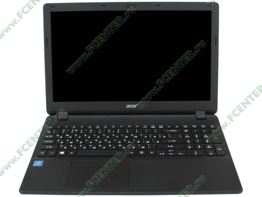 """Ноутбук Acer """"Extensa EX2530-P3QF"""". Вид cпереди 1."""