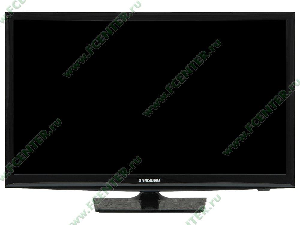"Телевизор 24"" Samsung ""UE24H4070AU"". Вид спереди."
