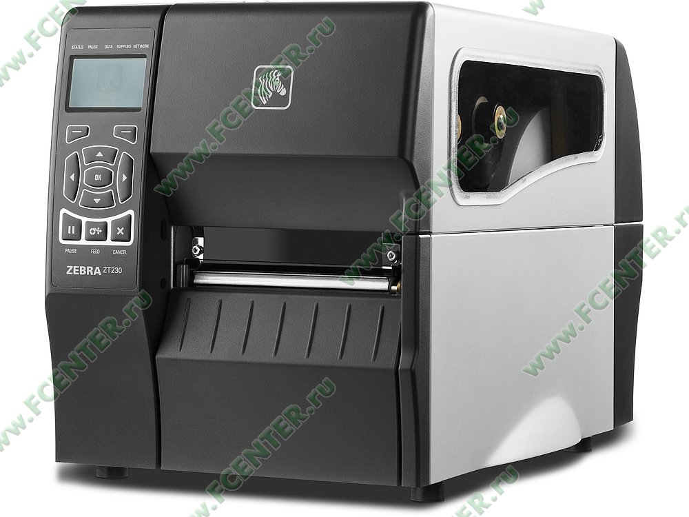 "Термопринтер Zebra ""ZT230"" (COM, USB). Фото производителя."