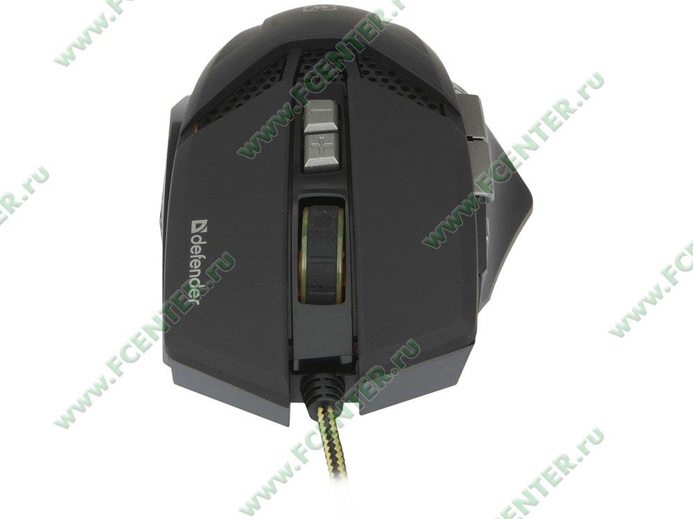 Мышь Defender Warhead GM-1750 52750