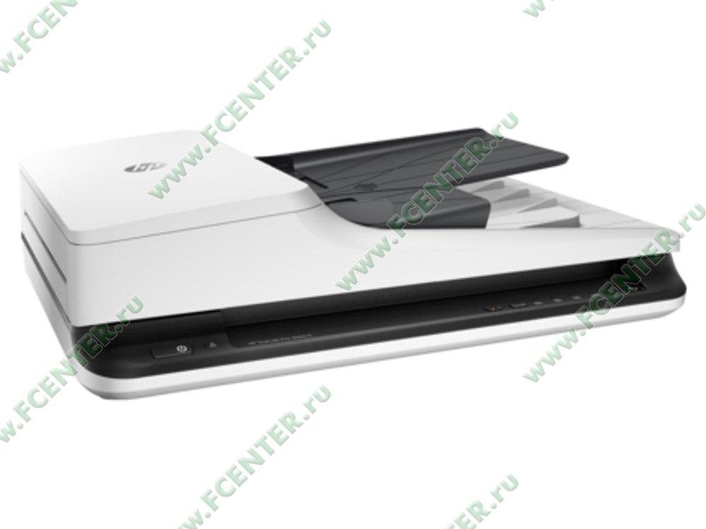 """Сканер HP """"ScanJet Pro 2500 f1"""" A4 (USB2.0). Фото производителя."""
